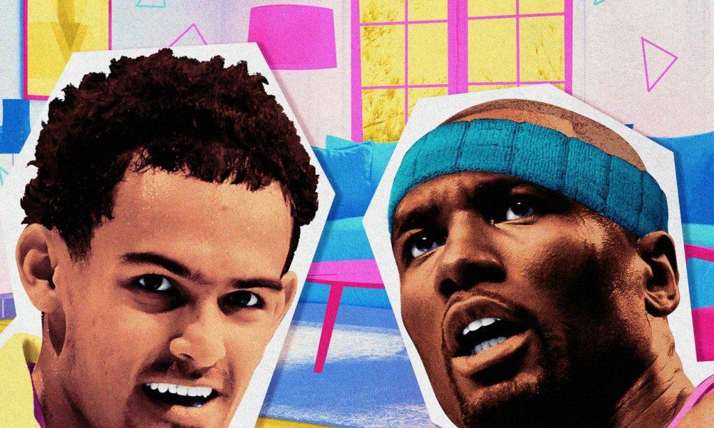 Coronavirus The NBA's YouTube generation documents life in Orlando coronavirus bubble