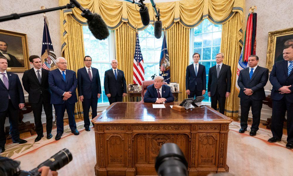 Coronavirus Trump says he will announce Supreme Court pick on Saturday